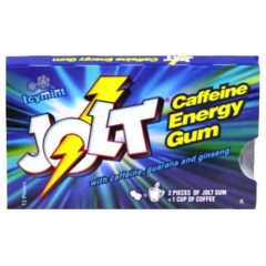 Jolt Energy Gum Icy Mint 25g
