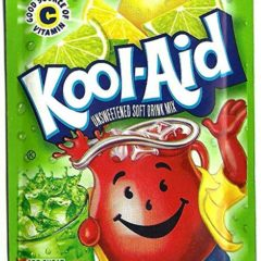 Kool Aid Unsweetened Lemon Lime 3.6g