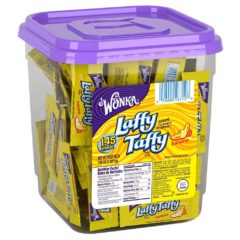 Laffy Taffy Banana Mini's 145ct Tub