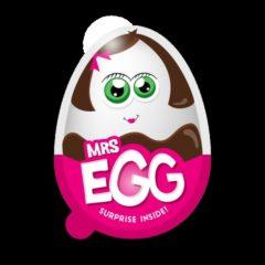 Mrs Egg 18g