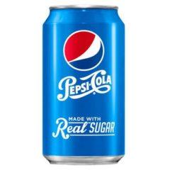 Pepsi Throwback Can 355ml