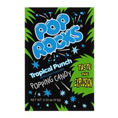 Pop Rocks Fruit Punch 9g