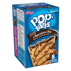 Kellogg's Pop Tarts Grocery Pack Chocolate Chip 416g