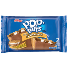 Kellogg's Pop Tarts Twin Pack Frosted S'mores 623g