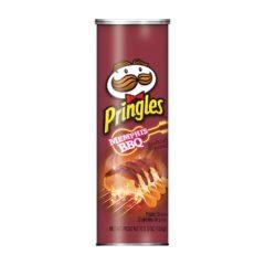 Pringles Large Memphis BBQ 155g