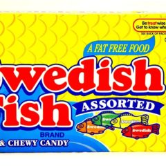 Swedish Fish Red Theatre 87g