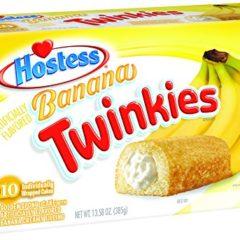 Hostess Twinkies Banana 384g