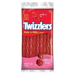 Twizzler Pull and Peel Cherry 172g