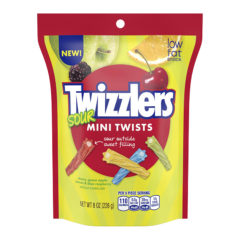 Twizzler Sour Mini Twists SUP 226g