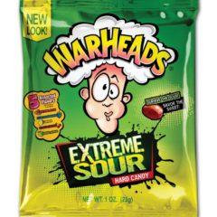 Warheads Sour Hard Candy 28g