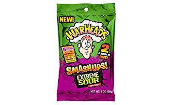 Warheads Extreme Sour Smash-Ups 56g