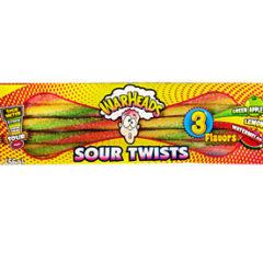 Warheads Sour Twists 56g