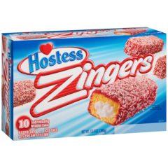 Hostess Zingers Raspberry 379g