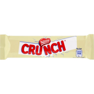 Crunch Nestle White 33g