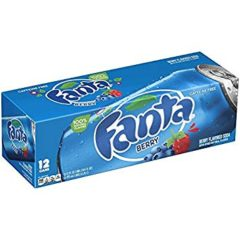 Fanta Berry Case of 12