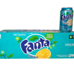 Fanta Grapefruit Toronja Case of 12