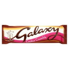 Galaxy Cookie Crumble 40g