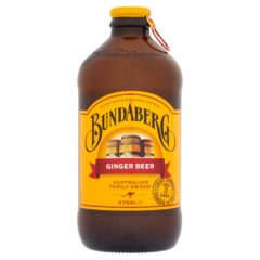 Bundaberg Ginger Beer Glass Bottled 375 ml