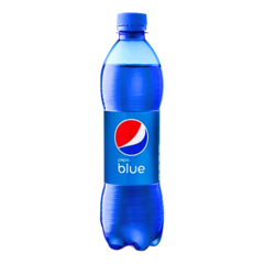 Pepsi Blue Bottled 450 ml