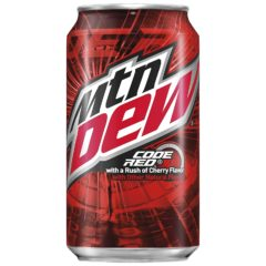 Mountain Dew Code Red 355ml