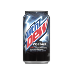 Mountain Dew Voltage Can 355ml