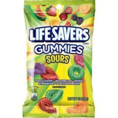 Lifesavers Gummies Sours 198g Peg Bag