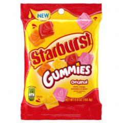 Starburst Gummi Original Peg Bag 5.8oz