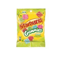Starburst Gummi Sour Peg Bag 164g