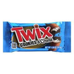 Twix Cookies and Creme 39g