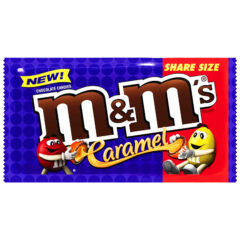 M&M'S Caramel Share Size 80g Packet